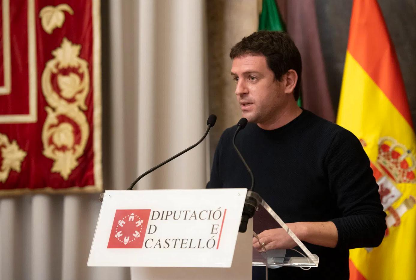 Ignasi Garcia, diputat de Sostenibilitat.