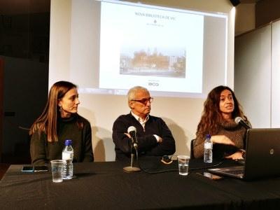 Fabiana Palmero, Toni Casamor i Susagna Roura
