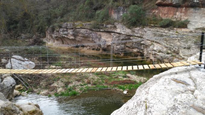 Projecte de promoció i recuperació dels valors naturals del riu Gaià (guanyador 2018)