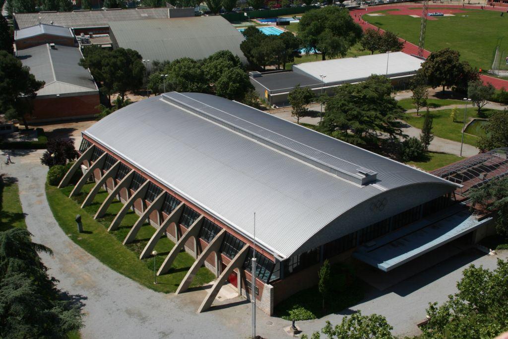 Pavelló municipal El Parquet