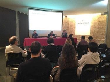 Gil Salvans, Josep-Ramon Soldevila i Jordi Boadas