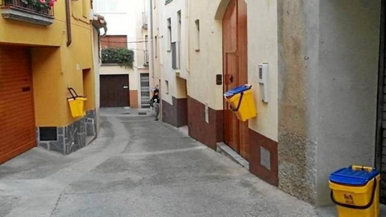 Montblanc tindrà recollida d'escombraries porta a porta dins el recinte emmurallat. | Ajuntament de Montblanc