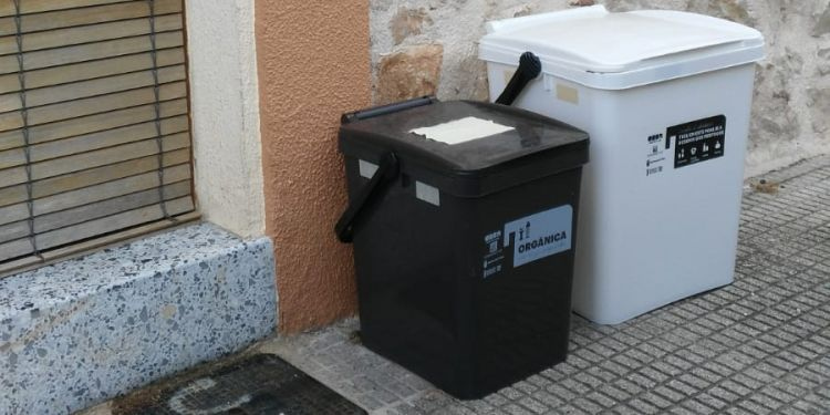 Orba aconsegueix reciclar el 85% dels residus gràcies al primer projecte complet de 'porta a porta' valencià. © DIARI LA VEU