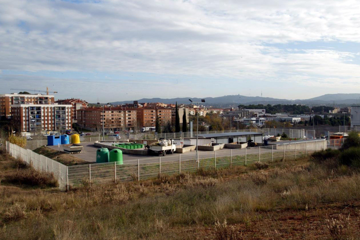 Algunes aportacions fetes a la deixalleria de Cova Solera poden ser bonificables (foto: Ajuntament de Rubí)