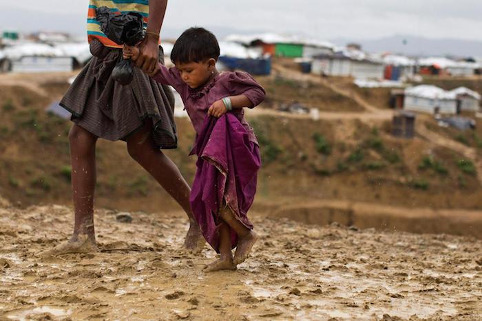 El canvi climàtic ja està causa de migracions a tot el món. Font: UNICEF