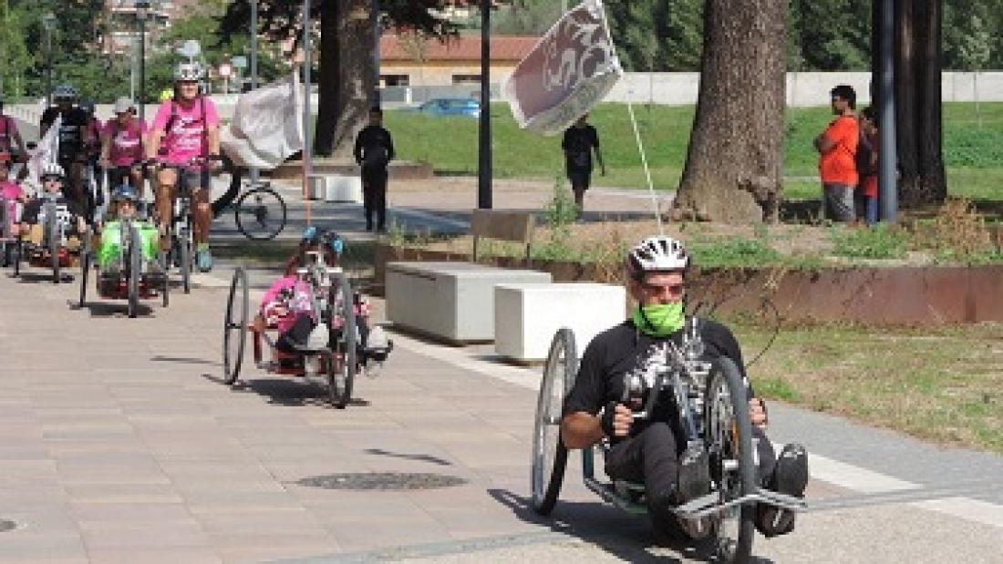 Festa sobre Rodes a Ripoll | Abril Chinchilla