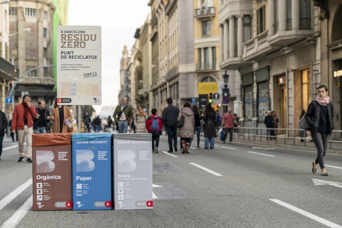 Iniciativa 'Obrim els Carrers' Foto: Ajuntament de Barcelona