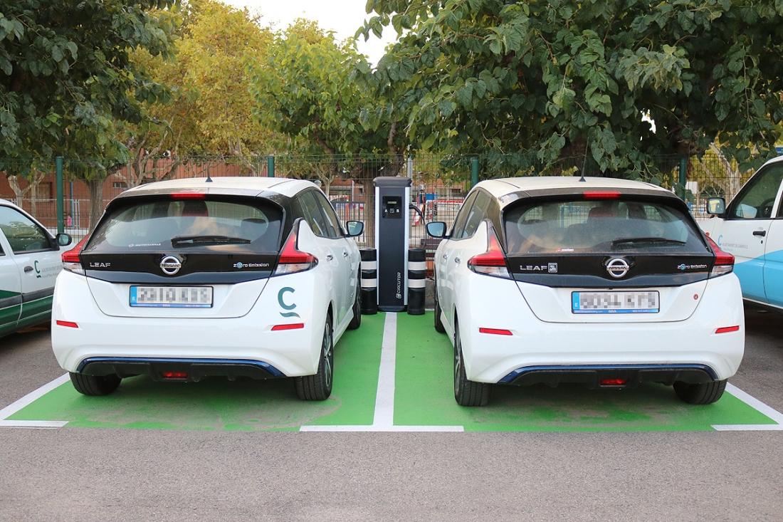 ous vehicles elèctrics adquirits per l'Ajuntament de Cambrils | Cedida