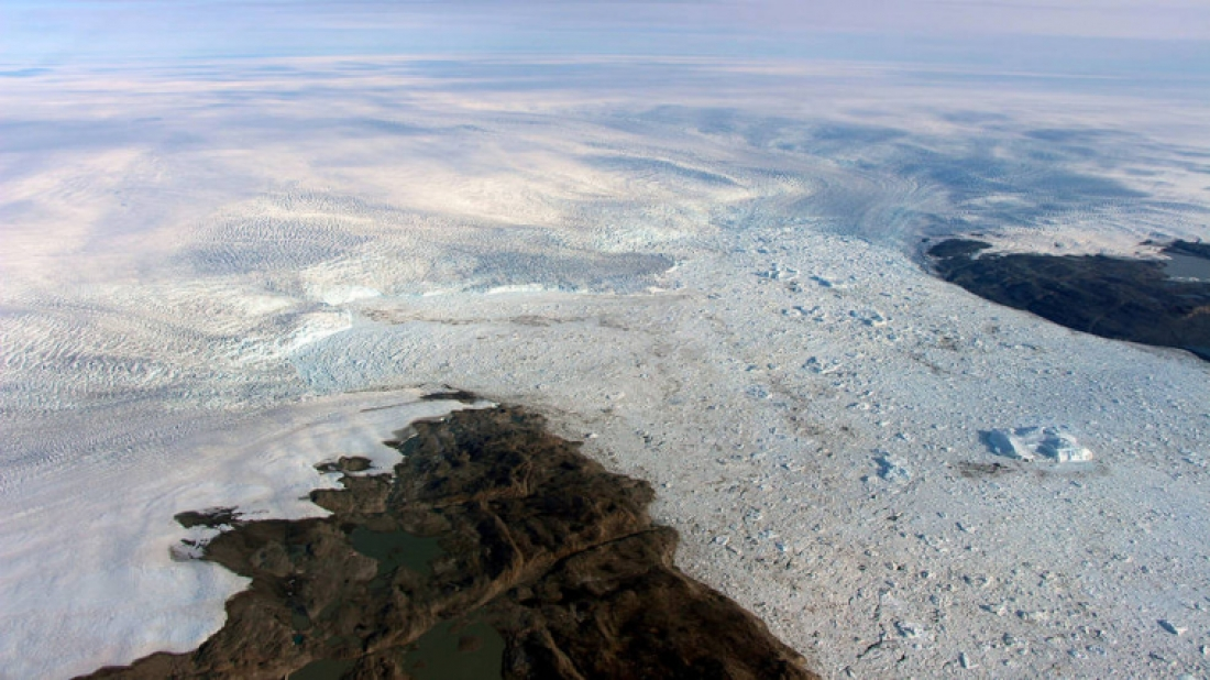 La glacera Jakobshavn | NASA / John Sonntag