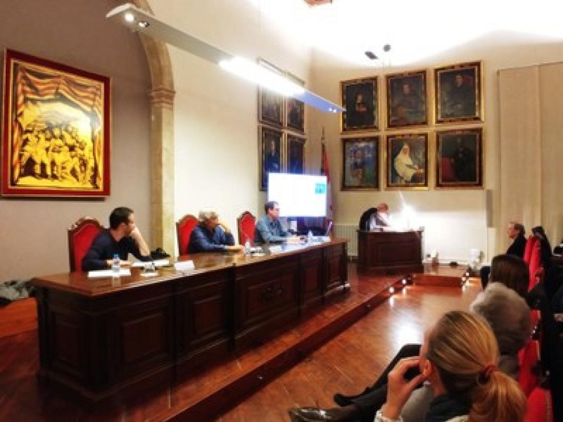 Arnau Martí, Josep-Ramon Soldevila, Jordi Boadas i Gabriel Borràs