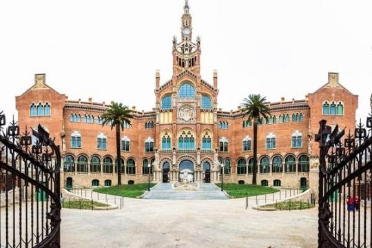 El Recinte Modernista de Sant Pau acollirà l'esdeveniment. Foto: El País