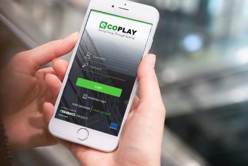 L'aplicació ECOPlay permet crear-se un usuari i desbloquejar nous reptes a mesura que s'avança en el joc. FOTO: Projecte FEEdBACk