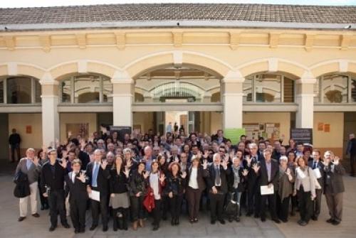 Celebració dels 5 anys del Pacte d'Alcaldes. Foto: MOMO I Judit Contreras