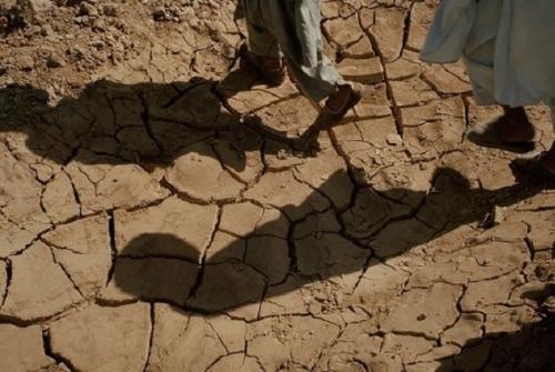 La sequera i altres efectes del canvi climàtic poden dur a més conflictes (Flickr)