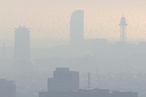 'àrea metropolitana de Barcelona i Tarragona són els principals generadors d'ozó troposfèric