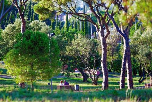 Parc del Calamot, un dels parcs que ampliarà la seva superfície