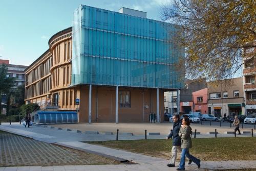 Casa de la Cultura de Sant Cugat. Font: Ajuntament de Sant Cugat
