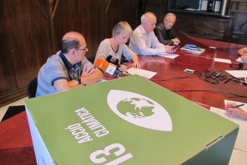 Presentació de l'Ajuntament de Granollers
