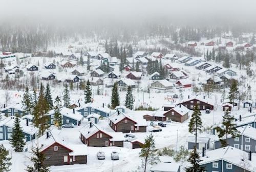 L'augment de temperatures és un problema important per a les poblacions més fredes i remotes. Crèdit: Pixabay