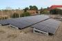 L'EMD de Valldoreix també té instal·lat un sistema d'autogeneració d'energia amb plaques solars / Foto: EMD Valldoreix